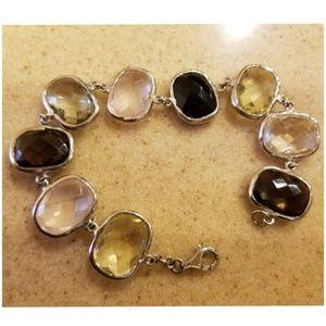 "Jewelry - Gemstone Bracelet 8"" long"
